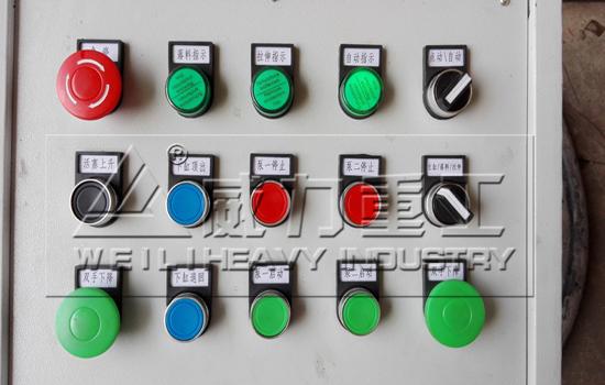 1200吨三liang四柱油压机 YW32-1200T四柱油压机PLC控制