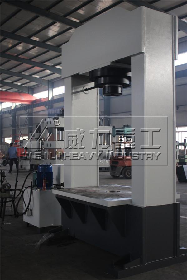315吨龙门油压机 YW22-315T框jiashi油压机
