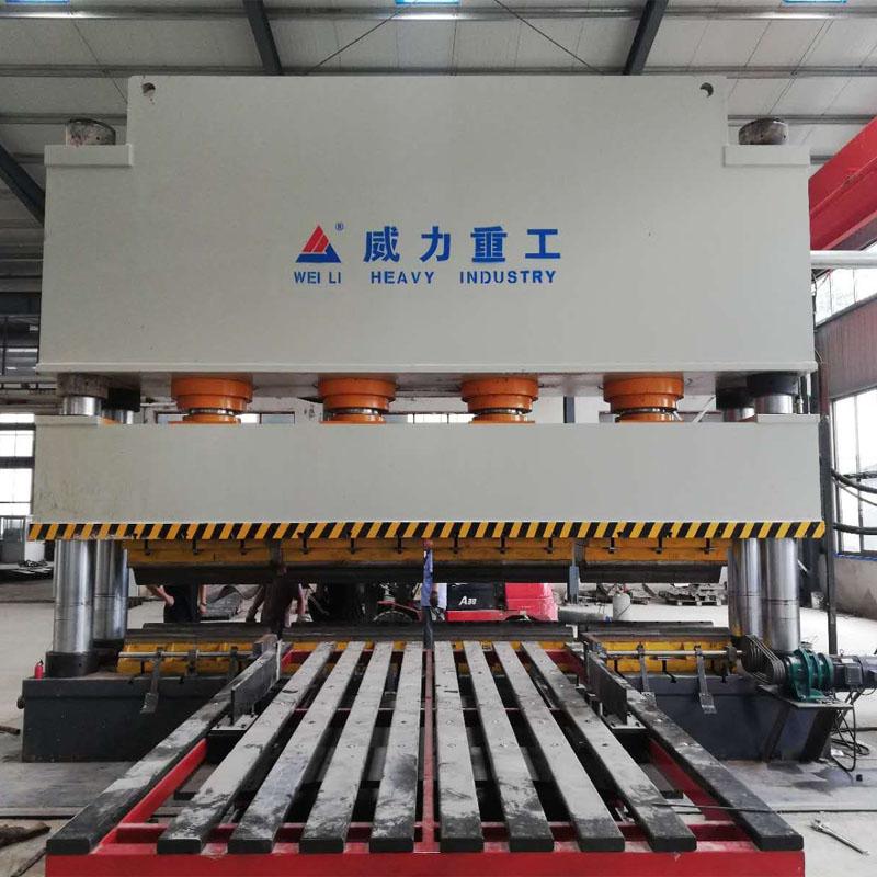 1600吨long门油ya机 YW22-1600T框架蔶ie蛓a机